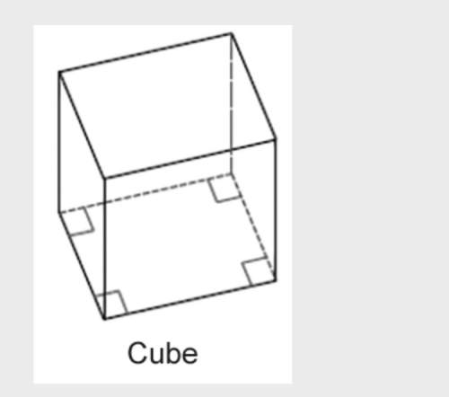 19. what two-dimensional shape is formed by a cross section of the cube shown if the cross section p