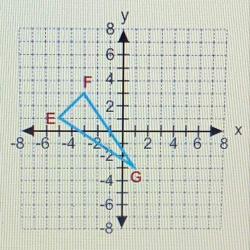 What is the image of g for a dilation with a center (0,0) and a scale factor of 1? a. (-1,3) b. (1,
